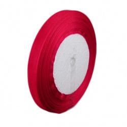 Panglică Organza 20 mm roșu ~ 45 metri