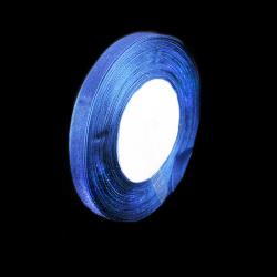 Лента органза 20 мм тъмно синя ~45 метра
