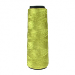 Braided Metallic Cord, Gift Wrap Craft String gold color -800 meters