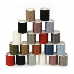 Polyester end -6 ~ 9 grams ASSORTED