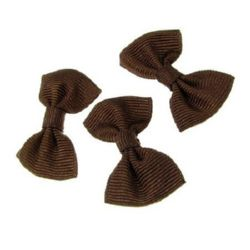 Ribbon 35 mm brown -10 pieces