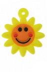 Фигурка гумена слънце 23 мм -10 броя