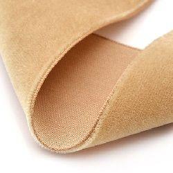 Velvet Ribbon 1 mm beige -3 meters
