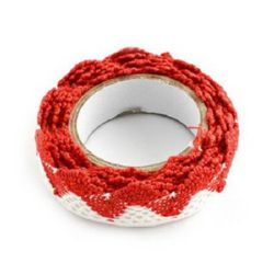 Adhesive lace ribbon 18~20 mm
