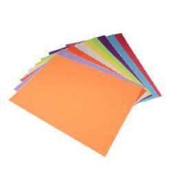 Adhesive textile paper A4 21x29.7 cm MIX