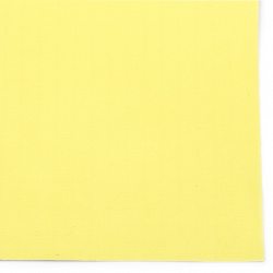 Self-adhesive Velor 19x27 cm color yellow