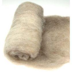ВЪЛНА 100 процента Филц за нетъкан текстил 700x600 мм екстра качество меланж -50 грама