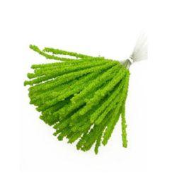 Κλαδί με φελιζόλ μπιλάκια 3,5x83x153 mm πράσινο ~ 100 τεμάχια