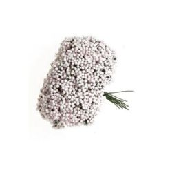 Bush bouquet 70 mm pink light -12 pieces