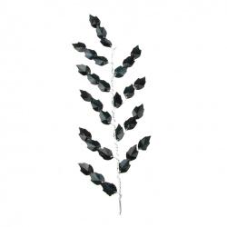 Sârmă ramificată cristal 25 mm negru 80171 -250 mm