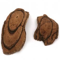 Ροδέλα ξύλου -50 γραμμάρια