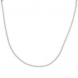 Lanț 3x2x0,6 mm culoare violet -1 metru
