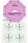 Disc Kumihimo pentru tricotat, kumihimo octagon -12 cm