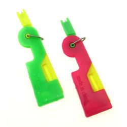 Cârlig pentru papiota 68 mm -3 mm