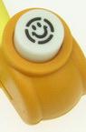Перфоратор /пънч/ 10 мм за картон до 160 гр/м2 усмивка