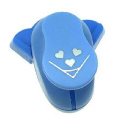 Perforator/ punch / relief unghiular 25 mm pentru carton de la 160 g / m2 la 240 g / m2 inimi