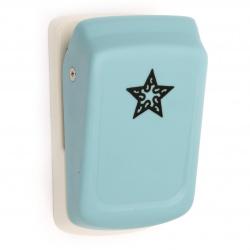 Перфоратор /пънч/ Kamei детайлен 50x50 мм за картон от 180 гр/м2 до 250 гр/м2 звезда