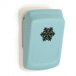 Перфоратор /пънч/ Kamei детайлен 50x50 мм за картон от 180 гр/м2 до 250 гр/м2 снежинка