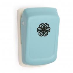 Перфоратор /пънч/ Kamei детайлен 50x50 мм за картон от 180 гр/м2 до 250 гр/м2 цвете