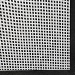 Платно пластмасово за бродиране 330x260 мм бяло