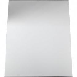 Огледало пластмасово гъвкаво 29,5x21 см, 1.1 мм -1 лист
