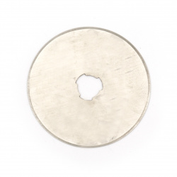 Spare round blade for rotary knife with a diameter of 45 mm