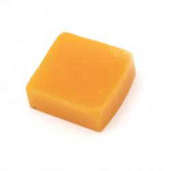 Κερί μέλισσας 4,5x4,5x1,8 mm
