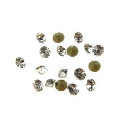 Hot Fix Crystal Rhinestone, Decoration, Clothes, DIY, Craft, Jewelry Making 11 -1 grams