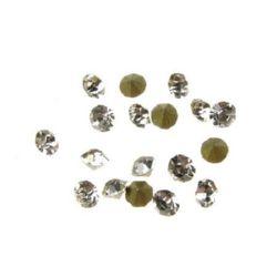 Piatră de cristal încorporată SS 11 -1 gram