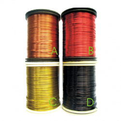 Jewellery copper wire  0.6 mm