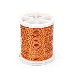 Jewellery copper wire  0.3 mm