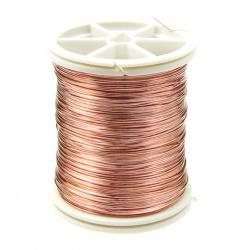 Copper wire 0.4 mm copper ~ 26 meters