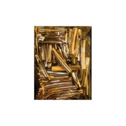 Metal Tube Beads, 3x30 mm -50 pieces