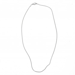 Синджир цвят сребро ЛУКС 22-24 см