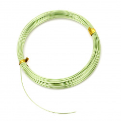 Green Jewellery aluminium wire 1 mm