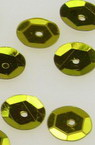 Paiete rotunde de 8 mm auriu - 20 grame
