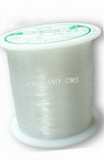 Jewelry Nylon Wire, Beading Thread, Clear 0.30 mm