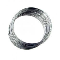 DIY Bracelet Memory Wire 55x0.8 mm -50 turns ~ 41 grams