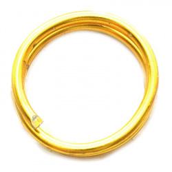 Σύρμα αλουμινίου 2 mm χρυσό ~ 5 μέτρα