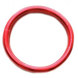 Σύρμα αλουμινίου 2 mm κόκκινο~ 5 μέτρα