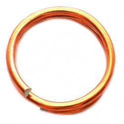 Σύρμα αλουμινίου 2 mm πορτοκαλί ~ 5 μέτρα