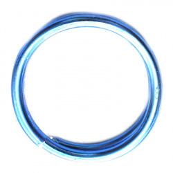 Тел алуминиева 1.5 мм цвят син -6 метра