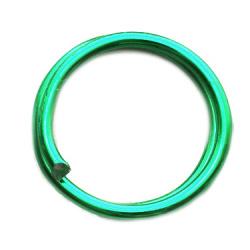 Σύρμα αλουμινίου 1,5 mm πράσινο ~ 5 μέτρα