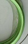 Σύρμα αλουμινίου 2 mm πράσινο ανοιχτό ~ 6 μέτρα
