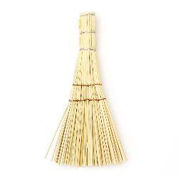 Wooden Broom, Home Decor, DIY, Craft 12 cm