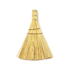 Wooden Broom, Home Decor, DIY, Craft  14 cm