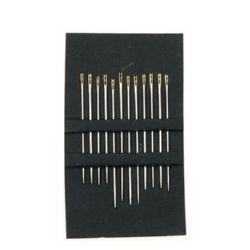 Игли 36~42x0.9 мм две уши 0.3 мм -12 броя