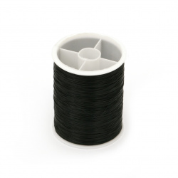 Cord 0.20 mm color black 37 ~ 40 meters
