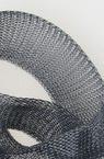 Ширит плетен тел медна 20 мм графит