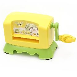 Cutting and embossing machine for DIY scrapbooking  projects, home decoraton ideas 7.2 cm